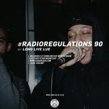 #RadioRegulations w/ Lué B, Hudson East and Jaemann