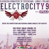Electrocity 9 with ESKA Contest  - DJ Promo