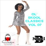 NIGEL B (OL' SKOOL CLUB CLASSICS VOL 07)(IN THE MIX)