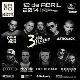 Nicky Romero  - Live At Empo Awards 2014, Expo Bancomer (Mexico) [READ NFO] - 12-Apr-2014