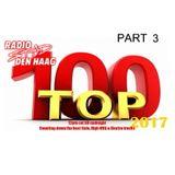 Radio Stad Den Haag - Top 100 2017 (Part 3).