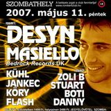Desyn Masiello - 20070511 - Live @ Romkert Club, Szombathely, Hungary, part 2