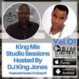 King Mix Studio Sessions Vol. 01