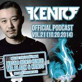 Kento Official Podcast vol.21 (10.20.2014)