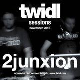2Junxion // Twidl Sessions // 14-11-2015 // Club Innocent