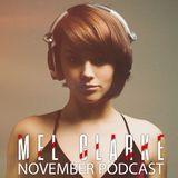 Mel Clarke November Mix