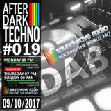 After Dark Techno 09/10/2017 on soundwaveradio.net