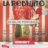 Estoy Bailando LIVE - La Rebujito: Yo iba de peregrina (Saturgays - 3/5/2014)
