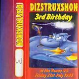 Dizsruxshon 3rd Birthday @ Venue 44-Dj E Spy (21st july 1995)