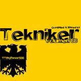 TTPCDmix588 Compiled & Mixed by Tekniker [2017] Volumen 88