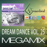 DREAM DANCE VOL 25 MEGAMIX GREENBEAT