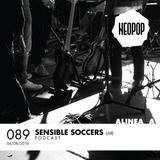 Alinea A #089 Sensible Soccers (Neopop Festival)