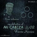My definition of MI CABEZA #02 [Fiesta Session]
