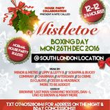 MISTLETOE DANCE ON BOXING DAY PART ONE ..DJ CRIME, BROWNIE ROCKERS, CLAUDIUS & MARVELOUS, DIRTY DEN.