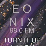 T U R N △ I T △ U P on Phoenix 98FM: 8th April 2019