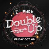 Double Up (SHAH DJs / TURU, Backstage Lounge) October 7, 2017
