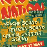 Crucial Warrior Sound @ Rasta Nation #47 (May 2014) part 1/7