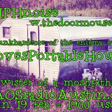 Moves Portable Houses 17 KAOS radio Austin Mosh Pit Hell of Metal Punk Hardcore w doormouse dmf