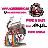 Monkey Radio : FUNK & BASS feat AmuL [10th March 2014]