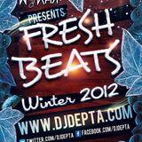 Fresh Beats (Winter 2012 Edition)