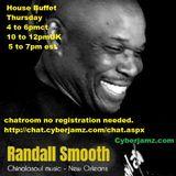 Randall Smooths Cyberjamz ChiNolaSoul Buffet 1-9-19