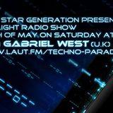 SkyLight Radio Show 001 w/ Gabriel West (10th Moment set)