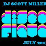 DJ SCOTT MILLER JULY 2015 DISCO FLAVA WWW.DJROSSMILLER.PODOMATIC.COM