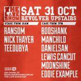 TLS@Revolver Upstairs