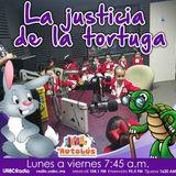 EL AUTOBÚS - La justicia de la tortuga con la visita en cabina  Colegio Infantil Despertar Tijuana