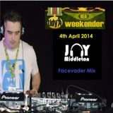 Jay Middleton @ The IDEAL Tidy Weekender 4/4/14