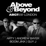 Above & Beyond - Live at Group Therapy Radio 050 (Alexandra Palace London, UK) – 26.10.2013