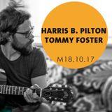 Bruits de Lune - 18 octobre 2017 - Harris B. Pilton + Tommy Foster