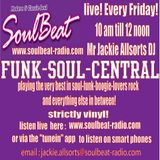 04.03.2016 ALL VINYL Funk-Soul-Central Radio Show with Mr Jackie''Allsorts''