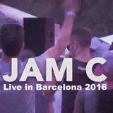JamC live in Barcelona 2016