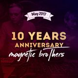 d-phrag - Guest Mix for Magnetic Brothers 10-th Anniversary Celebration on DI.FM