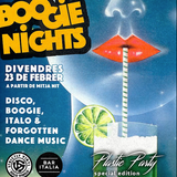 Boogie Nights (Bonus Mix) · #Discommon