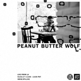 Peanut Butter Wolf - 3rd March 2017