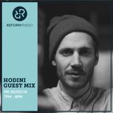 Hodini Guest Mix 20th May 2016