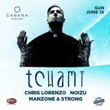 Manzone & Strong - Cabana Pool Bar - June 16th 2019