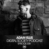 Adam Ellis - Digital Society Podcast 338