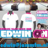 "3-3-2019 "" EDWIN ON "" The JAMM ON Sunday met Edwin van Brakel op Jamm Fm"