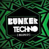 Marco Kehring @ Bunker Techno #2 [30.09.2017]