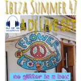 Ibiza Summer 47 - No glitter in a box (DJ LIVE SET)