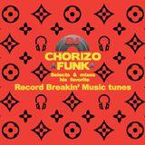 Record Breakin' Music Mix by DJ Chorizo Funk