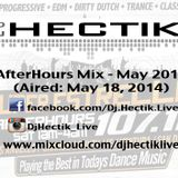 Dj Hectik - 107.1 fm - Afterhours mix May 2014