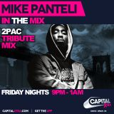 2Pac tribute mix - Capital Xtra Friday Night Mix Show (Sep 9th 2016)
