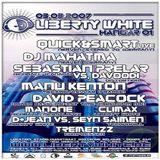 Dj Mahatma @ Liberty White - Hangar 01 Oostende - 03.03.2007