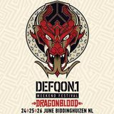 The Vision & Neilio @ Defqon.1 Weekend Festival 2016 - White Stage