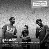 gal-dem x Reprezent with Nubya Garcia and Moses Boyd