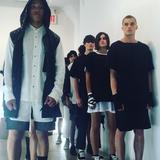 Blake Hyland SS17 Fashion show mix